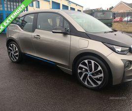 >2017 BMW I3 125KW RANGE EXTENDER 33KWH 5DR AUTO