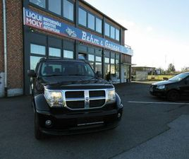 DODGE NITRO 3.7 V6 4WD 4X4 LPG US CAR GETRIEBE ÜBERHOLT