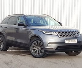 USED 2018 (18) LAND ROVER RANGE ROVER VELAR 2.0 D180 HSE 5DR AUTO IN INVERNESS