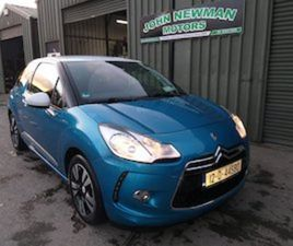 LEFT HAND DRIVE CITROEN DS3 1.6 FOR SALE IN MEATH FOR €5500 ON DONEDEAL