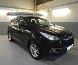 HYUNDAI IX35 2.0 LITRE CROSSOVER 5DR FOR SALE IN CLARE FOR €6500 ON DONEDEAL