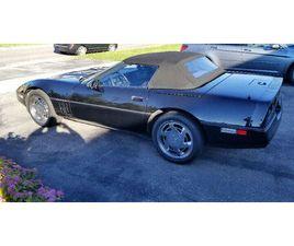 1989 CORVETTE BLACK ON BLACK | CLASSIC CARS | MISSISSAUGA / PEEL REGION | KIJIJI