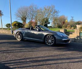 911 CARRERA 4S CABRIOLET ETAT IMPECCABLE