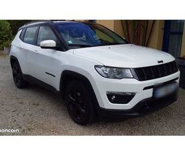 JEEP COMPASS BROOKLYN ÉDITION