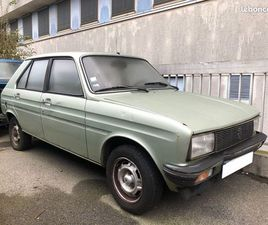 PEUGEOT 104 GLS 1985 - COLLECTION