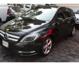 MERCEDES BENZ B180 2014 EXCLUSIVE SNAV SEMINUEVO