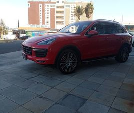 PORSCHE CAYENNE 4.8 TURBO TIPTRONIC AT