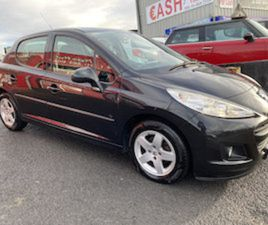 PEUGEOT 207 1.4 TDI LOW KM FOR SALE IN DUBLIN FOR €3900 ON DONEDEAL