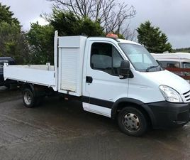 IVECO, DAILY, OTHER, 2008, MANUAL, 2998 (CC)