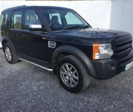 LAND ROVER DISCOVERY 2.7 HSE AUTO (135K) FOR SALE IN KILDARE FOR €9950 ON DONEDEAL