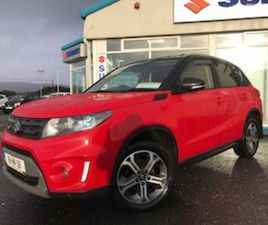 SUZUKI VITARA GLX DIESEL 5DR, 2018 FOR SALE IN DONEGAL FOR €21500 ON DONEDEAL