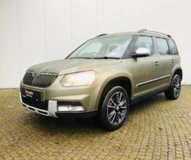 SKODA YETI OUTDOOR 2.0 TDI 11 110HP 4DR FOR SALE IN MEATH FOR €16950 ON DONEDEAL