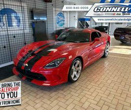 2015 DODGE VIPER VIPER - LOW MILEAGE | CARS & TRUCKS | ANNAPOLIS VALLEY | KIJIJI