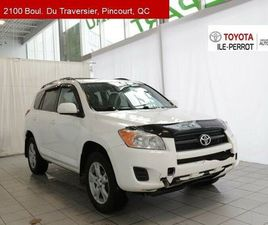 2012 TOYOTA RAV4 AWD TOURING VALUE, A/C, TOIT OUVRANT, BLUETOOTH VE | CARS & TRUCKS | CITY