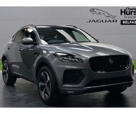 JAGUAR E-PACE R-DYNAMIC S 200PS AUTO 2.0 5DR