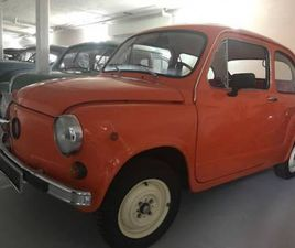 FIAT 600 ZASTAVA 850