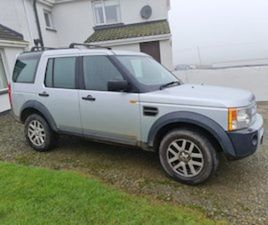 LAND ROVER DISCOVERY FOR SALE IN WATERFORD FOR €8000 ON DONEDEAL