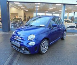 ABARTH 595, 2018 FOR SALE IN DUBLIN FOR €17999 ON DONEDEAL