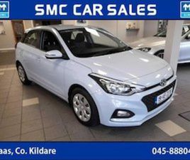 HYUNDAI I20 ACTIVE CLASSIC 5DR FOR SALE IN KILDARE FOR €14500 ON DONEDEAL