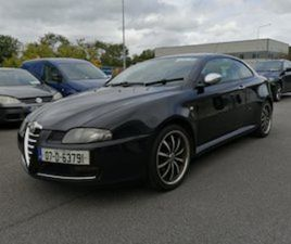 2007 ALFA ROMEO GT 1.9JTD BERTONE FOR SALE IN MEATH FOR €2500 ON DONEDEAL