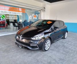 RENAULT CLIO 2015 1.6 PRIVILEGE RS 200 PIEL AT