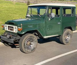 TOYOTA BJ 40 LAND CRUISER