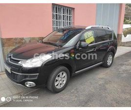 CITROEN C-CROSSER C-CROSSER 2.2HDI EXCLUSIVE