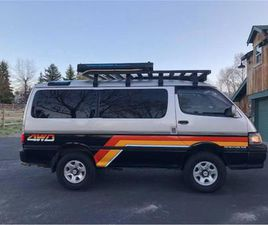 FOR SALE: 1993 TOYOTA HIACE IN CADILLAC, MICHIGAN