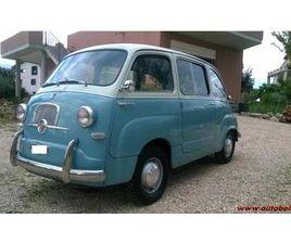 VENDO FIAT 600 MULTIPLA ANNO 1956