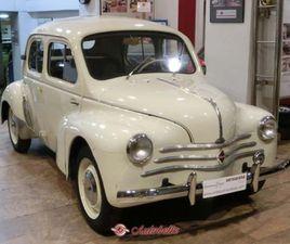 VENDO RENAULT 4CV 4/4 - 1958