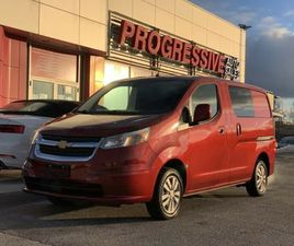 2015 CHEVROLET CITY EXPRESS 1LT WORK VAN/GREAT PRICE! | CARS & TRUCKS | SARNIA | KIJIJI