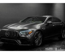2019 MERCEDES BENZ AMG GT 63 S 4MATIC+ | CARS & TRUCKS | CITY OF MONTRÉAL | KIJIJI