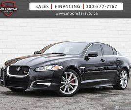 2013 JAGUAR XF S AWD V6 SUPERCHARGED | CARS & TRUCKS | MARKHAM / YORK REGION | KIJIJI