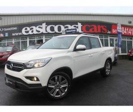 SSANGYONG MUSSO EL 2.2 DSL MT P/T 4WD 180 BHP 3.5 FOR SALE IN MEATH FOR €29250 ON DONEDEAL