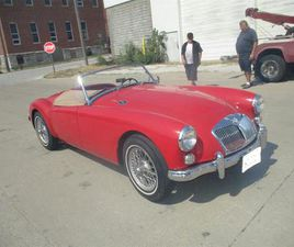 FOR SALE: 1960 MG MGA IN QUINCY, ILLINOIS
