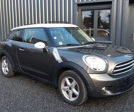 MINI PACEMAN 122 COOPER PACK RED HOT CHILI TOIT PANORAMIQUE GPS