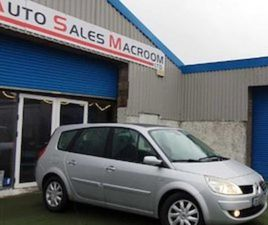 RENAULT GRAND SCENIC 2.0DCI 7 SEATS NCT 09.21 FOR SALE IN CORK FOR €1999 ON DONEDEAL