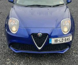 ALFA ROMEO MITO O.9 PETROL MANUAL FOR SALE IN LONGFORD FOR €9750 ON DONEDEAL