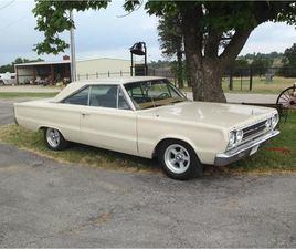FOR SALE: 1967 PLYMOUTH BELVEDERE IN CUSHING, OKLAHOMA