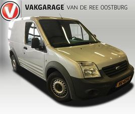 FORD TRANSIT CONNECT T200S 1.8 TDCI ECONOMY EDITION EURO 5 (EURO 5)