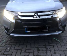 2018 MITSUBISHI4X4 OUTLANDER ONLY 35,000 MILES FOR SALE IN LIMERICK FOR €17000 ON DONEDEAL