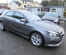 MERCEDES-BENZ A-CLASS 180 D SPORT EXECUTIVE FOR SALE IN DERRY FOR £11700 ON DONEDEAL