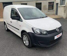 2015 VOLKSWSGON CADDY TDI NO VAT FOR SALE IN ARMAGH FOR £6450 ON DONEDEAL