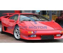 LAMBORGHINI - DIABLO V12, DE 1993, 492CV