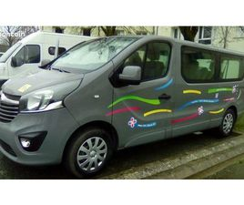 OPEL VIVARO 9 PLACES L2H1