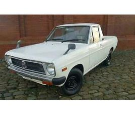 NISSAN DATSUN SUNNY TRUCK * PICK UP * RETRO RIDE * JDM UTE * ONLY 63000 MILES