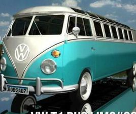 VOLKSWAGEN T1 KOMBI SAMBA BUS WITH A LIMOUSINE * NUT & BOLT RESTORATION & BUILD