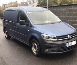 VW CADDY MAXI FOR SALE IN SLIGO FOR €14000 ON DONEDEAL