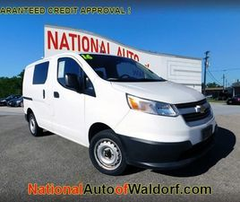 2016 CHEVROLET CITY EXPRESS LT 1LT