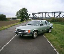 OPEL MONZA 3.0 AUTOMATIC COUPE SERIES 1
